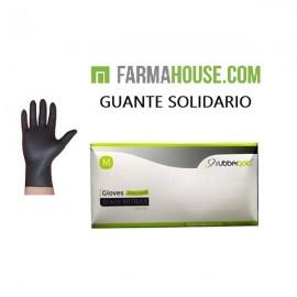 Guante de Nitrilo Solidario...