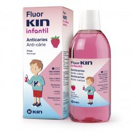 Elixir fluor Kin fresa 500 ml