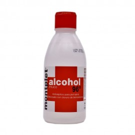 ALCOHOL 96 MONTPLET 250ml