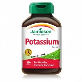 JAMIESON Potassium 100mg TR