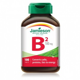 JAMIESON Vitamina B2 100mg