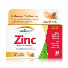 JAMIESON Zinc Lozenges...