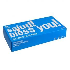 TISSUE BOX 100 UNITS...