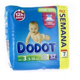 Pañal Dodot Bebe-Seco T3...