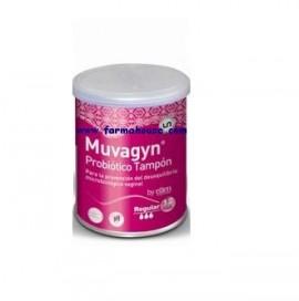 Muvagyn probiotico tampon mini 14 uds