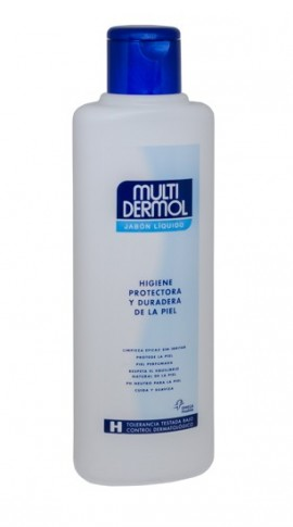 Multidermol jabón 750 ml