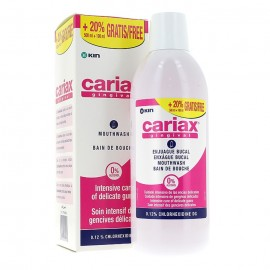 Cariax gingival enjuague...
