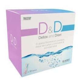 ELADIET TRIESTOP D&D detox...