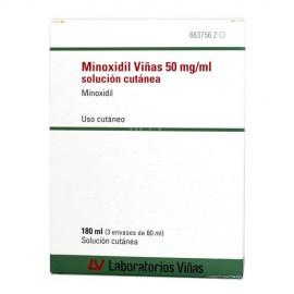 MINOXIDIL VIÑAS 5% SOLUCION...