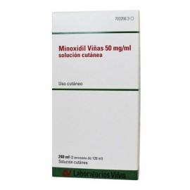 MINOXIDIL VIÑAS 50mg/ml...