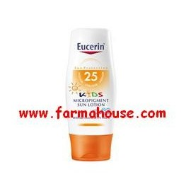 EUCERIN SUN LOTION SPF 25 150ML INF + LAUNCHES WATER