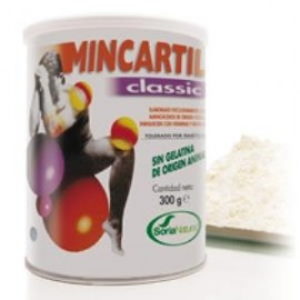 SORIA NATURAL MINCARTIL clasic 300gr