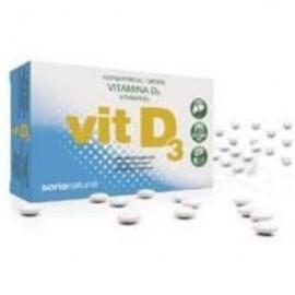SORIA NATURAL RETARD vitamina D3 48comp.