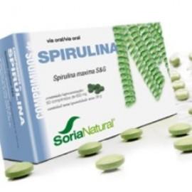 SORIA NATURAL SPIRULINA 60comp.