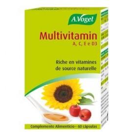A. Vogel MULTIVITAMIN (polioleaceas) 60perlas