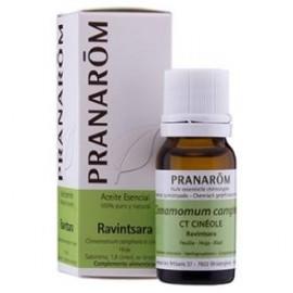 PRANAROM RAVINTSARA hoja aceite esencial BIO 10ml.