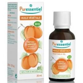 PURESSENTIEL HUESO DE ALBARICOQUE aceite vegetal BIO 30ml.