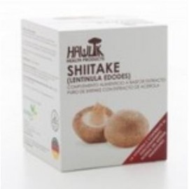 HAWLIK Shiitake (Lentinula edodes). Extracto puro 60 cápsulas