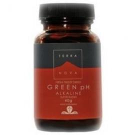 Green pH (Súper mezcla alcalina) 40 gr