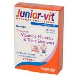 HealthAid JUNIOR VIT 30comp.