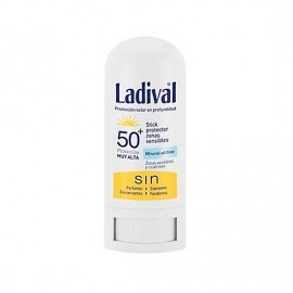 LADIVAL Stick Zonas Sensibles SPF 50 8 gr