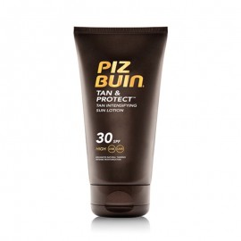 Piz buin tan and protect...