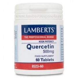 LAMBERTS QUERCITINA 500mg....