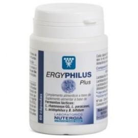 NUTERGIA ERGYPHILUS plus 60cap. (REFRIGERACION)