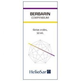 HELIOSAR BERBARIN COMPENSIUM 50ml.