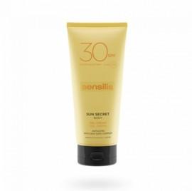 sensilis Sun secret Body gel cream spf 30