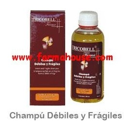 FAT TRICOBELL dandruff shampoo 250 ml