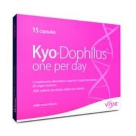 VITAE KYO-DOPHILUS one per day 15cap.