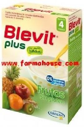 BLEVIT PLUS FRUIT 300 GR