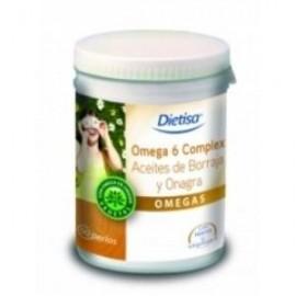 DIETISA OMEGA 6 onagra+borraja (super dietafor) 90perlas