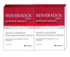 FORTE RESVERADOX PACK 30caps