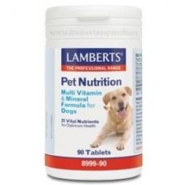 LAMBERTS PET NUTRITION (vit. y min. para perros) 90comp.