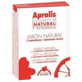 INTERSA APROLIS JABON NATURAL al propolis y naranjo 100gr.