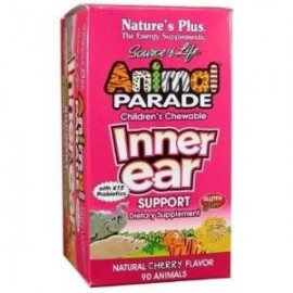 NATURES PLUS ANIMAL PARADE INNER EAR 90comp.