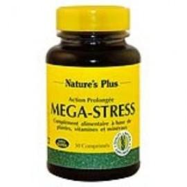 NATURES PLUS MEGA STRESS 30comp.