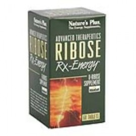 NATURES PLUS RIBOSE RX-ENERGY 60compr.