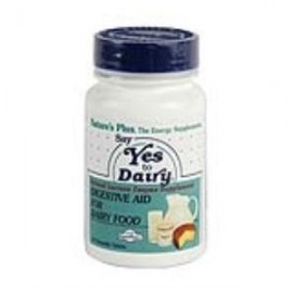 NATURES PLUS SAY YES TO DAIRY 50comp. Masticables