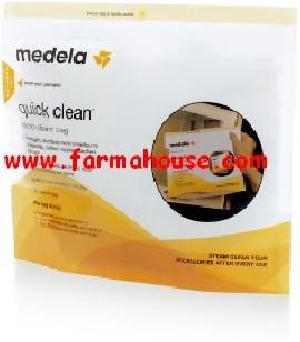 Medela Quick Clean microwave BAGS 5UDS