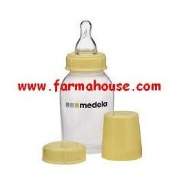 PP BOTTLE BPA 0 250 ML SILICONE TEAT
