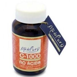 TONGIL VITAMINA C-1000 no acida 100comp. ESTADO PURO