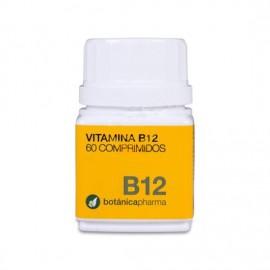 BOTANICAPHARMA VITAMINA B12 60 comprimidos
