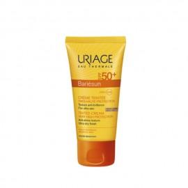URIAGE BARIESUN SPF50 Crema con color dore dorado 50 ml