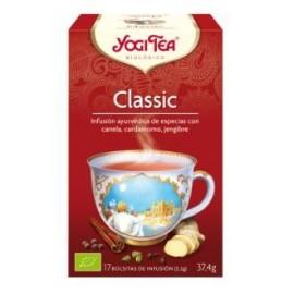 YOGI TEA CLASSIC de YOGI TEA, 17infusiones