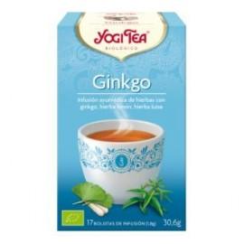 YOGI TEA GINKGO de YOGI TEA, 17infusiones