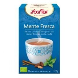 YOGI TEA MENTE FRESCA de YOGI TEA, 17infusiones