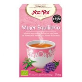 YOGI TEA MUJER EQUILIBRIO de YOGI TEA, 17infusiones